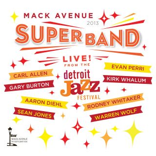 Live From The Detroit Jazz FestIval - 2013
