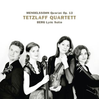 Quartet Op. 13 / Lyric Suite