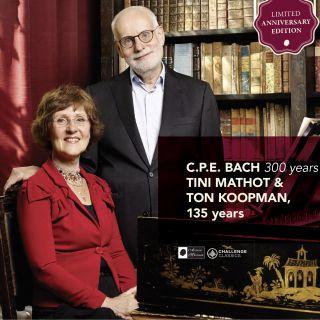 C.P.E. Bach 300 years / Fantasia & 6 Organ Sonatas