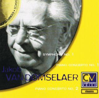 Symphony no.1 / Piano concerto no.1 / Piano concerto no.2