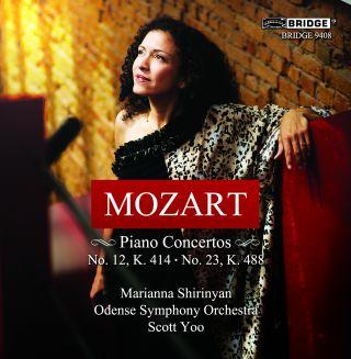 Piano Concertos No.12 K.414 / No.23 K.488