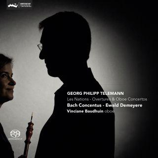 Les Nations - Ouvertures & Oboe Concerti