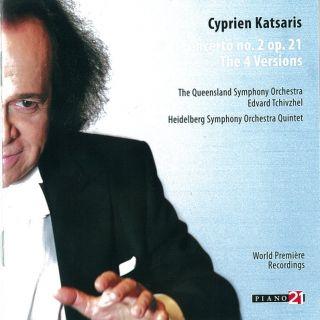 Piano Concerto No.2 - The 4 Versions