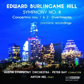 Symphony No. 4, Concertino No. 1 & 2, Divertimento