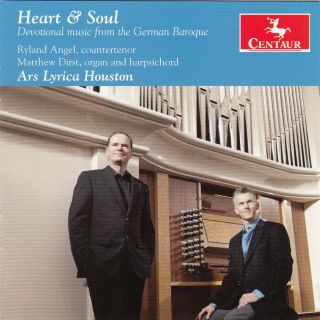 Heart & Soul: Devotional music from the German Baroque