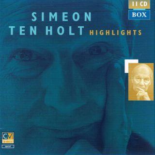 Simeon ten Holt Highlights