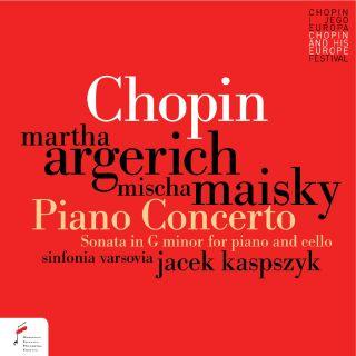Piano Concerto No.1 Sonata for piano and cello Op.65