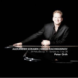 24 Préludes Op. 11 - Sonata No. 1 Op. 28