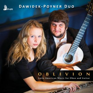 Oblivion - Latin American Music for Oboe and Guitar