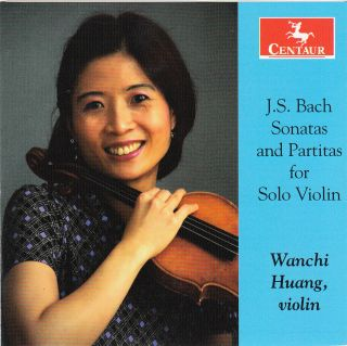 Sonatas and Partitas for Solo Violin