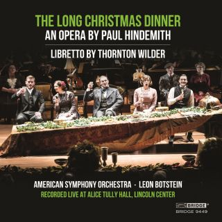 Paul Hindemith - The Long Christmas Dinner