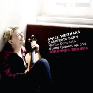 Violin Concerto, String Quintet Op. 111