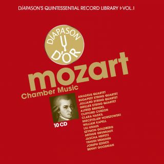 Mozart Chamber Music 10 CD