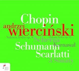 Chopin Schumann Scarlatti