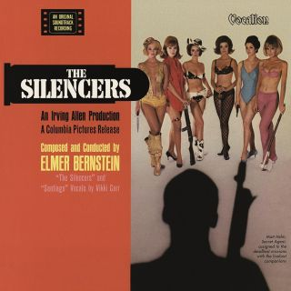 The Silencers - Original Film Soundtrack