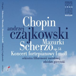 Piano Concerto in F minor / Mazurkas / Scherzo
