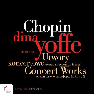 Concert works, version for one piano