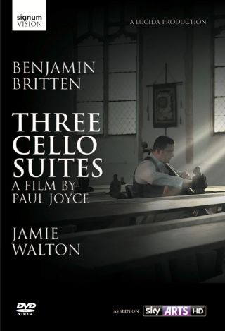 Three Cello Suites - a film by Paul Joyce