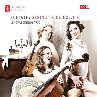 String Trios Nos. 1 - 4