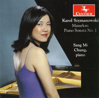 Karol Szymanowski - Mazurkas; Piano Sonata no. 1