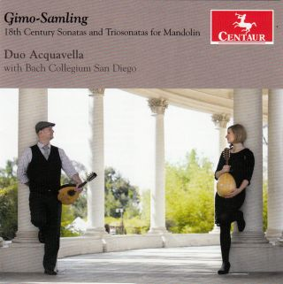 Gimo-Samling: 18th Century Sonatas & Trio Sonatas for Mandolin