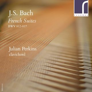 French Suites BWV 812-817