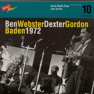 Swiss Radio Days Vol. 10 - Baden 1972 - Jazz Series