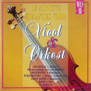 De Mooiste Romances Voor Viool & Or
