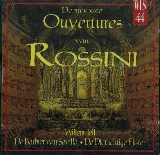 De Mooiste Ouvertures Van Rossini