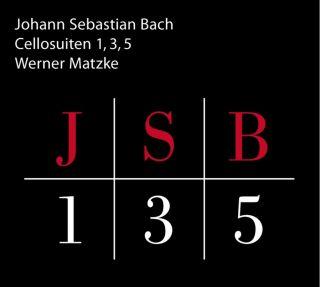 Suites for Cello solo No. 1, 3, 5