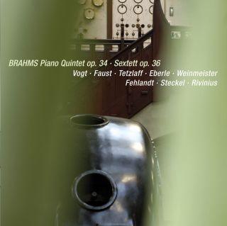 Johannes Brahms, Piano quintet in F minor op. 34 & Sextett No 2 in G, op 36