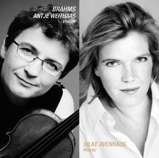 Johannes Brahms: Sonatas for Violin and Piano Nos 1-3 & Scherzo