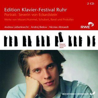 Portrait: Severin von Eckardstein (Piano) - Mozart/Hummel, Schubert, Ravel & Prokofiev