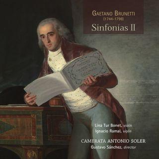 Sinfonías II. Gaetano Brunetti