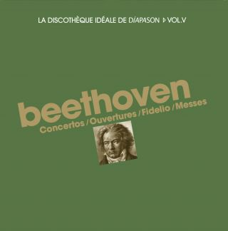 Beethoven Concertos 13 CD