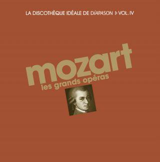 Mozart les grands opéras 14 CD