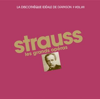 Strauss les grands opéras 15 CD