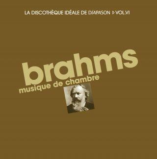 Brahms musique de chambre 12 CD