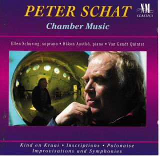 Peter Schat / Chamber Music