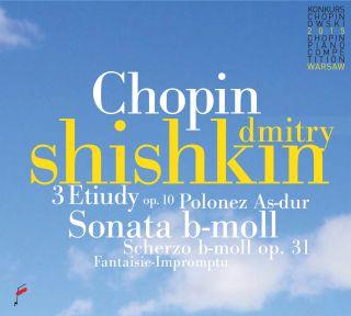 3 Etudes op. 10 / Sonata in B flat minor / Polonaise
