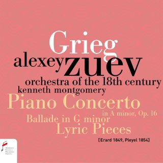 Piano Concerto in A minor, Op. 16 / Ballade in G minor / Lyric Pieces
