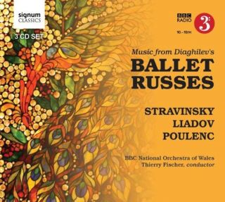 Music from Diaghilev