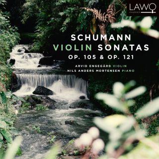 Violin Sonatas Op. 105 & Op. 121
