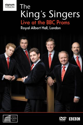 Live at the BBC Proms (DVD)