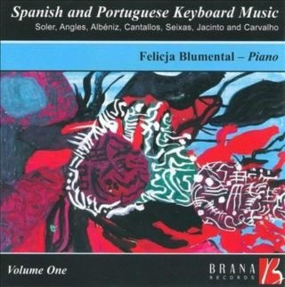 Spanish & Portuguese Keyboard Music Volume 1