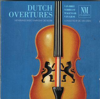Dutch Overtures