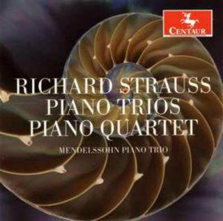 Piano Trios/piano Quartet