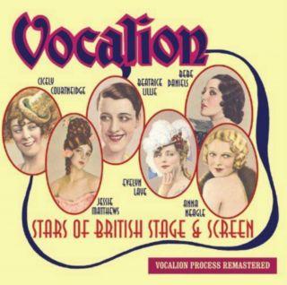 Stars Of British Stage & Screen