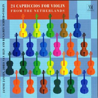 24 Capriccios for Violin Solo