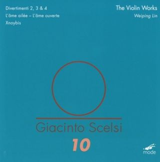Vol.10 - The Violin Works